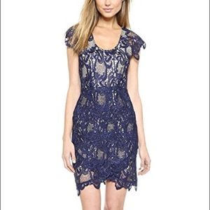 🌟FINAL SALE🌟 Madison Marcus Humanity Lace Dress